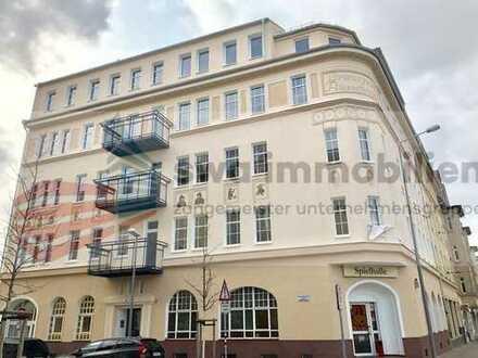 +++Dachwohnung mit Sonnenterrasse und Blick über Leipzig+++