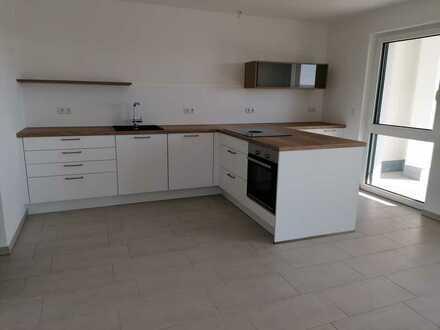 3-Zi.-EG-Wohnung mit EBK+Terrasse Warmmiete € 1.250,00
