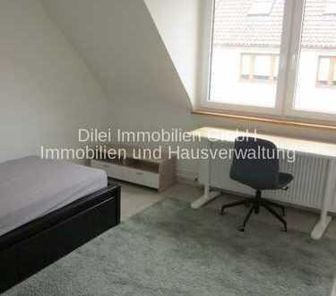 **NUR STUDENTEN**Möbliertes Studentenzimmer in 4-er WG**PF-Nordstadt**Citynah und Verkehrsgünstig**