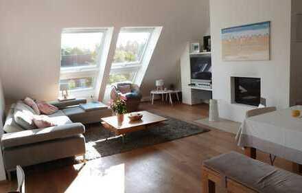 Moderne, hochwertige vier Zimmer Maisonettewohnung in Isenbügel (Heiligenhaus)