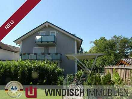 WINDISCH IMMOBILIEN - Elegante Dachgeschosswhg. mit Premium Ausstattung - ruhig und zentral gelegen