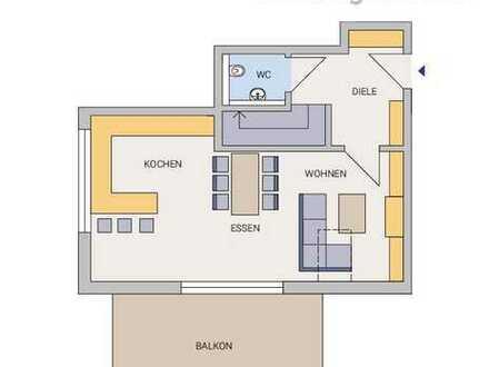 4-Zimmer Maisonettewohnung (Nr. 11) in Göppingen Manzen (Neubauvorhaben) mit 106,84 qm
