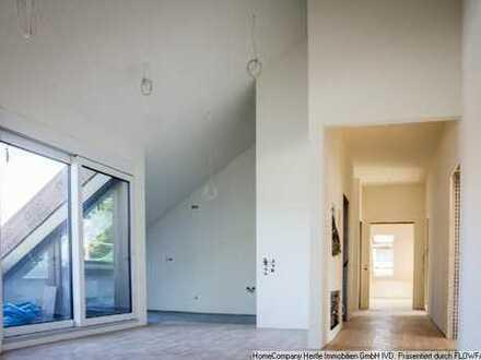 In Vorbereitung: Hochwertig und zentral gelegener Neubau mit Dachterrasse, Keller und TG-Stellpla...