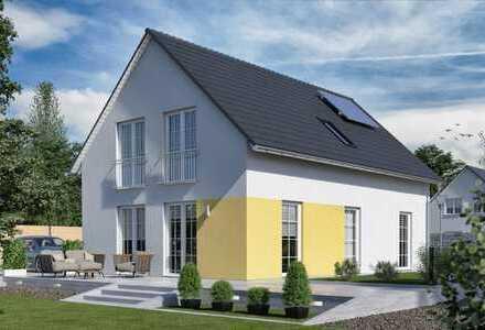 Ein Haus mit sehr viel Gestaltungsmöglichkeiten