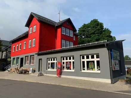 Ladenfläche in 1A- Lage mitten in Oberhof