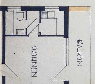 1-Zimmer Wohnung in Bad Wörishofen nahe Ostpark