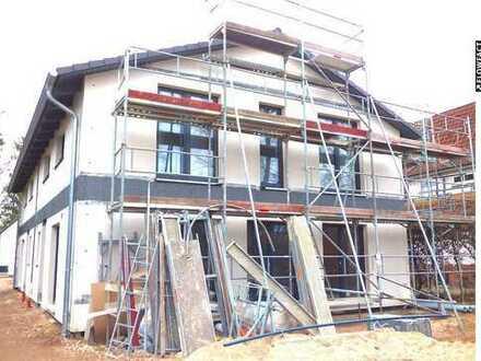 Im Sommer einziehen - Zwei Neubau-DHH in gefragter Lage von Volksdorf