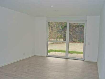 POCHERT HAUSVERWALTUNG - NEUBAU schöne große 4-Zimmer-Wohnung mit Terrasse