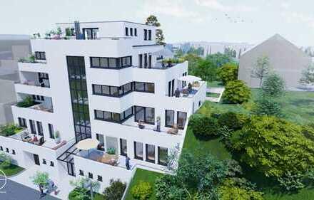 Neubauprojekt Unterbach – Exklusive 2-Zimmer Gartenwohnung