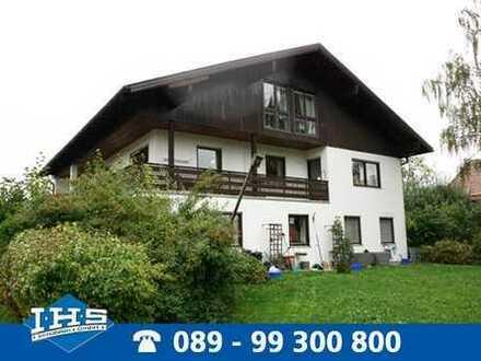 Großzügige und helle 4-Zimmer-Wohnung in Bauernhaus in idyllischer Lage - Aschering