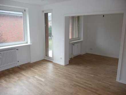 HH-Billstedt, in kl. ruhiger Wohnanlage, 2 1/2-Zi.-Whg. mit Balkon, Vollbad, Parkett, renoviert