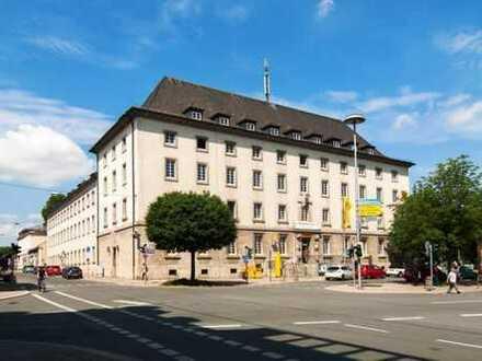 Großräumige Büroflächen im Zentrum von Hof