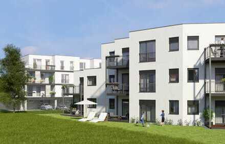 NUR NOCH 1 WOHNUNG- Neubau mit Garten - für Kapitalanleger mit 4 % Rendite oder als Eigentumswohnung