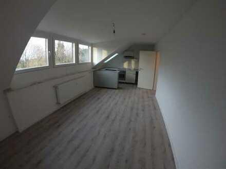 """""""Klein aber Fein"""": frisch renovierte 1-Zimmer-Wohnung mit Einbauküche"""
