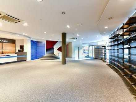 Repräsentativer Laden in Bestlage von Fellbach- Stadtmitte zu verkaufen