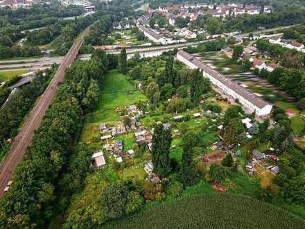 Verpachtetes Grundstück mit 13.557 m²