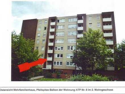 2-Zimmer Wohnung mit Ostbalkon in relativ ruhiger Stadtlage von Göppingen