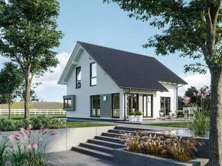 Grundstück auf dem Land - Planen Sie ihr EFH (Version mit Keller)