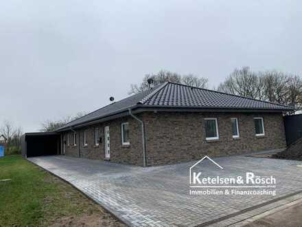 - ERSTBEZUG - Doppelhaushälfte (Bungalow) in ruhiger Lage