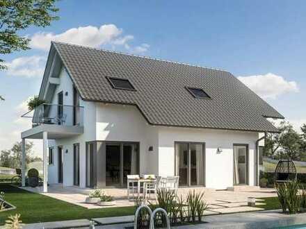Bauen Sie mit uns Ihr Energieeffizienzhaus in Bad Sobernheim (Version mit Keller)