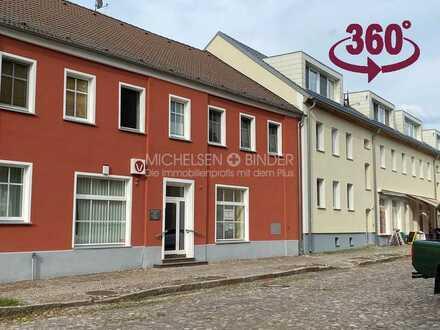 Flexibel nutzbare Gewerberäume in Bestlage von Märkisch Buchholz: FREI. ZENTRAL. SONDERAUSSTATTUNG.