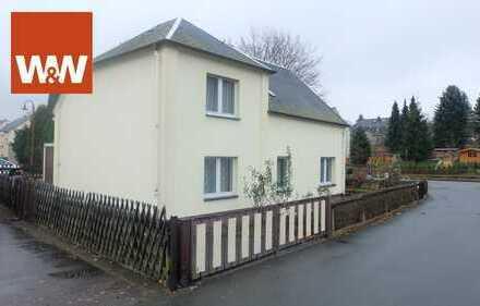 Wohnen nach Wunsch! Einfamilien Haus in Niederwürschnitz