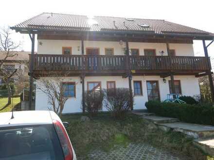 Gepflegte 3-Zimmer-Wohnung mit Balkon und Einbauküche