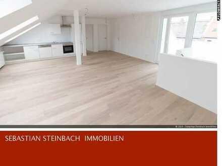**ERSTBEZUG!!! Wunderschöne Maisonette + Dachterrasse + Einbauküche**