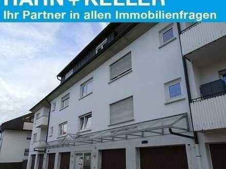 Ihr neues Zuhause! Interessante 3,5 Zi.-Erdgeschosswohnung in ruhiger Wohnlage von Süßen!