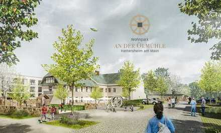 """Neubauprojekt """"An der Ölmühle"""" Hattersheim / 3-Zi. Whg, Variante 3/11 (F.0.W1) - weitere verfügbar!"""