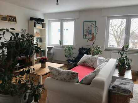 Helle 3 Zimmer Wohnung mit Garten und Balkon in Böblingen