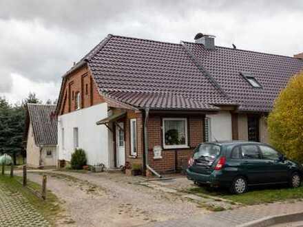 ☆ ☆ ☆ ☆ ☆ Saniertes Einfamilienhaus in Woldegk Hinrichshagen, Garage, großes Grundstück ☆ ☆ ☆ ☆ ☆
