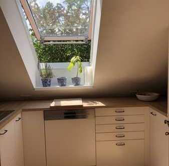 Helle 3-Zimmer Wohnung in Auingen
