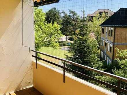 MA-Rheinau - renovierte 2 ZKB/Balkon-Wohnung ca. 64 m²
