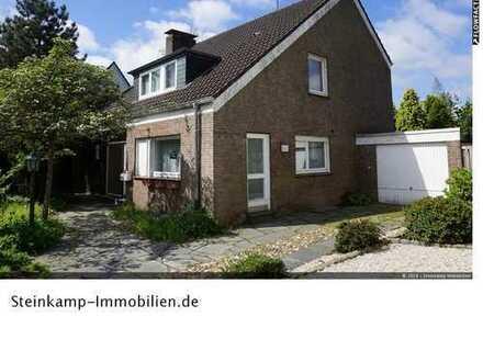 Einfamilienhaus, zentrale ruhige Lage, Garage, Garten