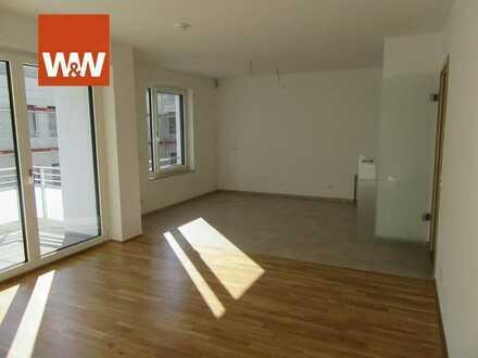 3 Zimmer Wohnung -barrierefrei-  Erstbezug!