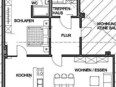 Erstbezug nach Umbau: Helle 2-Zimmer-DG-Wohnung mit EBK in Landau in der Pfalz
