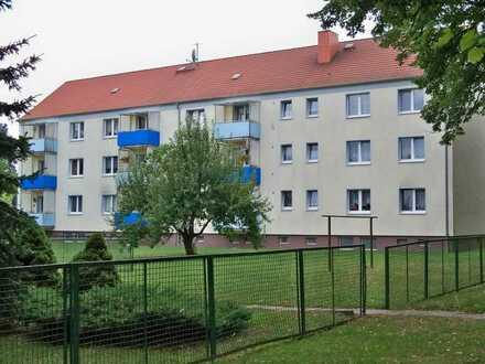 3-RW mit Balkon in Stretense bei Anklam zu vermieten