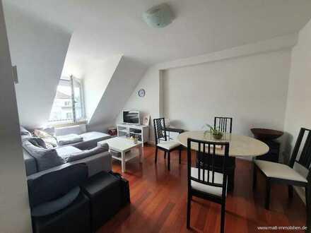 Hübsche 3- Zimmer Wohnung in der Innenstadt von Singen. Frei ab sofort!