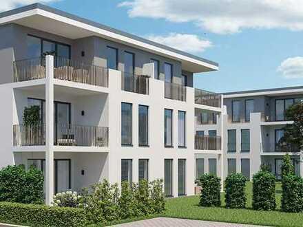 Neubau ETW Le Carré 3, Pfungstadt Haus F Wohnung 9 - EG