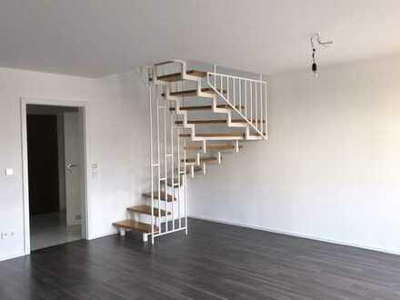 Sonnige 3-Zimmer-Maisonette-Wohnung mit 2 Balkonen und EBK in Waiblingen