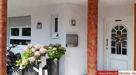 ---RESERVIERT---Attraktive Doppelhaushälfte - Top Zustand - Ruhig und sonnig - Biebelried
