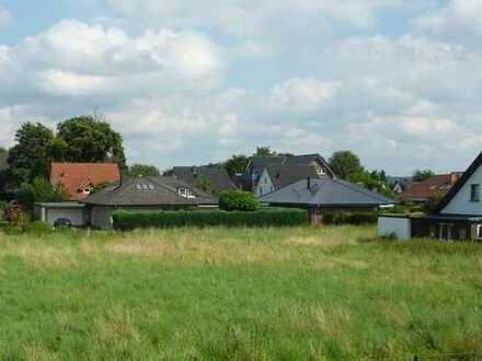 Am Ende einer Sackgasse gelegen - Südgrundstück in Bad Oeynhausen!