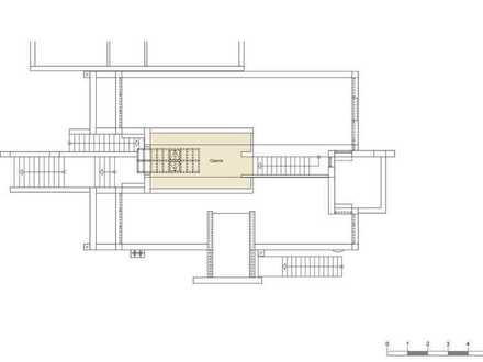 Stilvolle, gepflegte 4-Zimmer-Maisonette-Wohnung mit Balkon in Karlsruhe