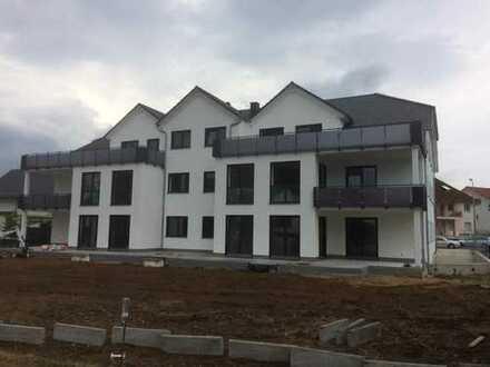 Schöne, geräumige 4-Zimmer Neubau-Wohnung in Dieburg