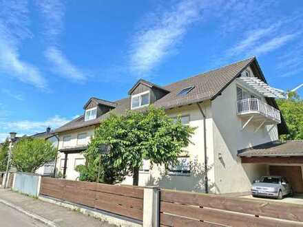 Schöne 3 - Zimmer Wohnung mit großer Wohnküche und Balkon / WG-geeignet !!!