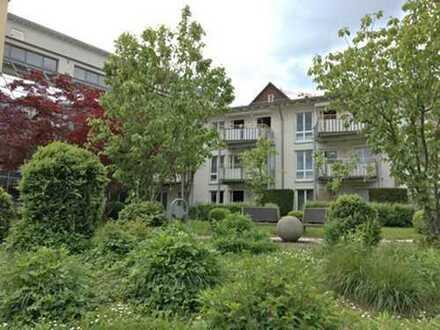 schöne Wohnung in einer Seniorenwohnanlage im Zentrum von Tübingen...