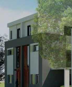 ** Neubau ** Doppelhaushälfte in hoher Qualität und Ausstattung von erfahrenem Bauträger !