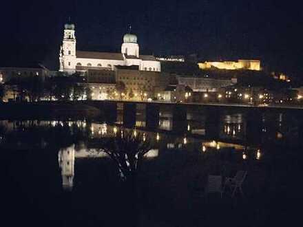 Exklusive 3-Zimmer-Wohnung mit Balkon und atemberaubendem Blick auf den Passauer Dom