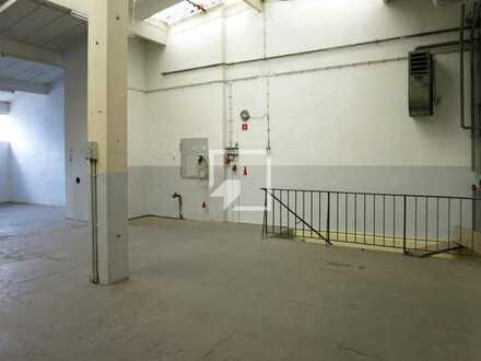 Praktische Hallenfläche in unmittelbarer Nähe zum Südring
